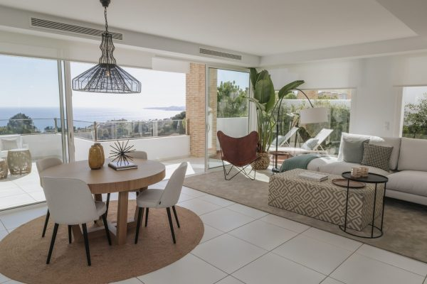Unique brand new villas for sale in Benalmadena