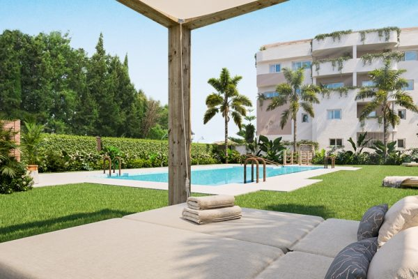 Fully renovated apartments near luxury Puerto Banus, Marbella